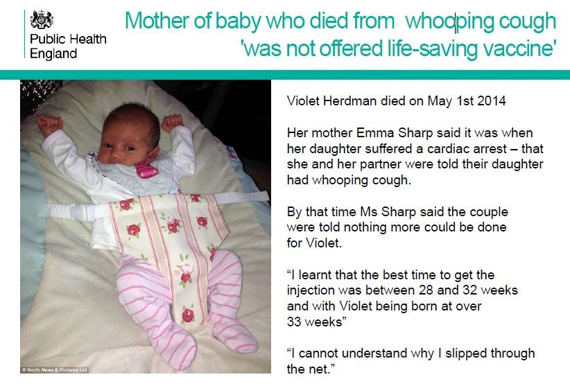Whooping Cough Vaccine During Pregnancy >> Information For Pregnant Mums On Whooping Cough Vaccine Healthier